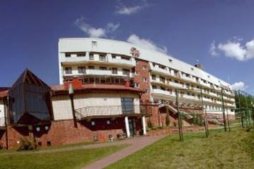 Polsko Hotel Masłów, Exteriér