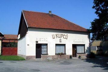 Tschechien Chata Sudoměř, Exterieur