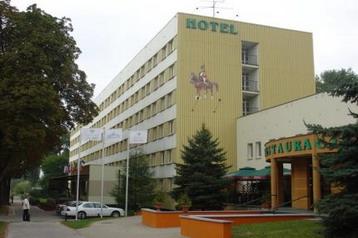 Polsko Hotel Lublin, Exteriér