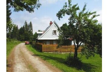Česko Chata Králíky, Exteriér