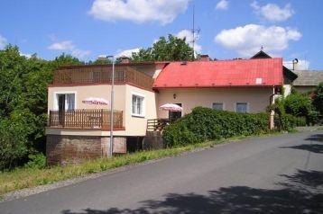 Česko Chata Sychrov, Exteriér
