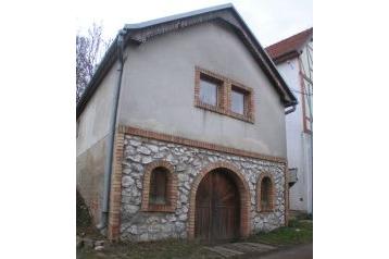 Česko Chata Starovice, Exteriér