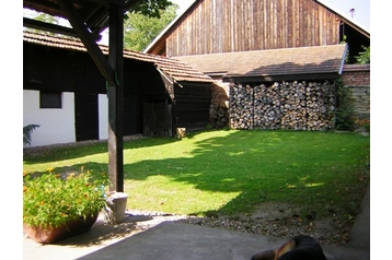 Česko Chata Čestice, Exteriér