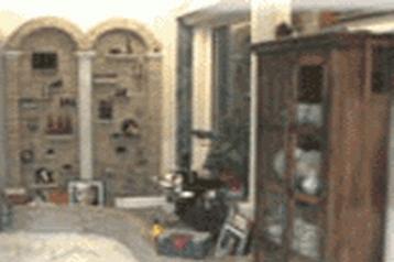 Italia Penzión Roma, Esterno