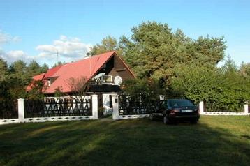 Poľsko Chata Marksewo, Exteriér