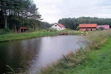Polsko Chata Barczewko, Exteriér