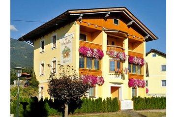 Rakúsko Penzión Seeboden, Exteriér