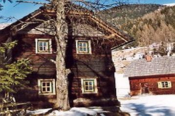 Rakousko Chata Oberwölz, Exteriér