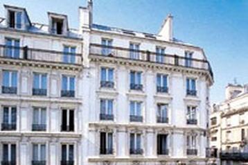 Francúzsko Hotel Paris, Paríž, Exteriér
