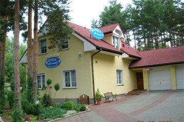Poľsko Hotel Drzonków, Exteriér