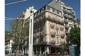 Franţa Hotel Grenoble, Exteriorul