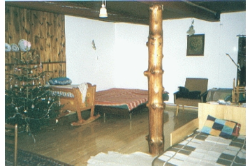 Tschechien Chata Sedloňov, Interieur