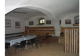 Česko Chata Písek, Interiér