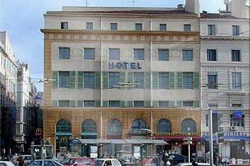 Frankreich Hotel Marseille, Marseille, Exterieur