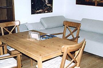 Rakousko Chata Liebing, Interiér