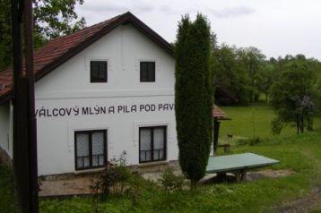 Česko Chata Pavlov, Exteriér