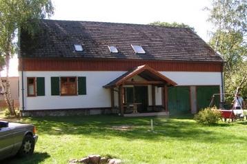 Polsko Chata Gryżyna, Exteriér