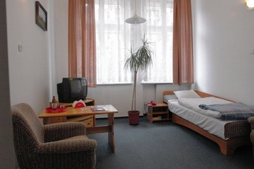 Polsko Hotel Żnin, Interiér