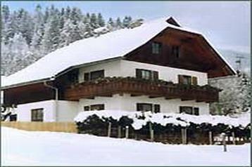 Rakousko Chata Feistritz, Exteriér