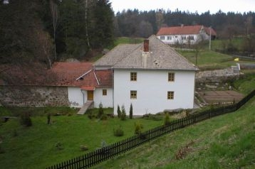 Česko Chata Budišov, Exteriér