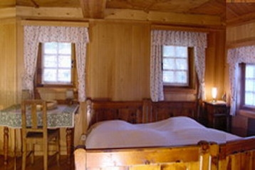 Rakousko Chata Fresach, Interiér