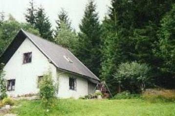 Rakousko Chata Traunstein, Exteriér