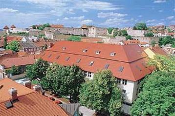 Magyarország Hotel Eger, Exteriőr