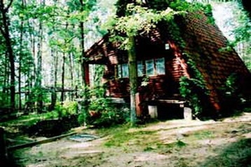 Polsko Chata Jedzbark, Exteriér