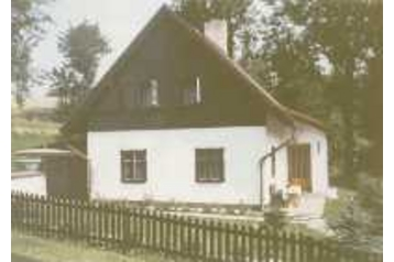 Česko Chata Morcinov, Exteriér