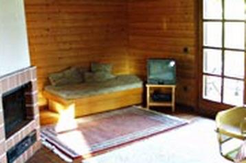 Rakousko Chata Molln, Interiér