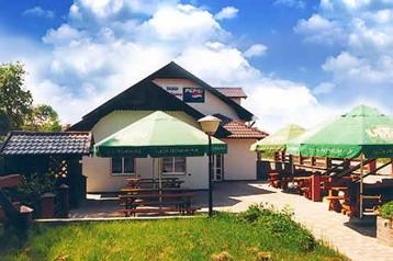 Poľsko Penzión Kruklanki, Exteriér