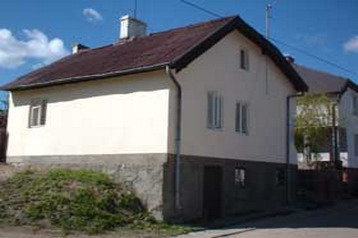 Polsko Chata Kruklanki, Exteriér