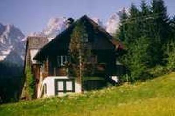 Rakúsko Chata Gosau, Exteriér