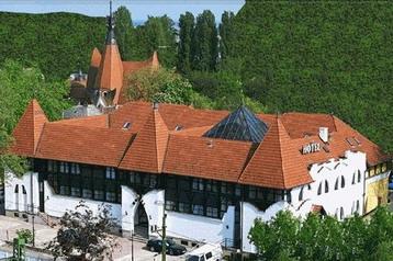 Maďarsko Hotel Siófok, Exteriér