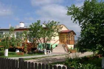 Polsko Chata Łabapa, Exteriér