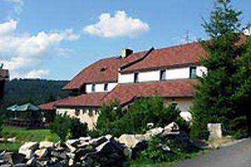 Česko Penzión Stožec, Exteriér