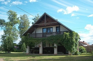 Poľsko Chata Maldanin, Exteriér
