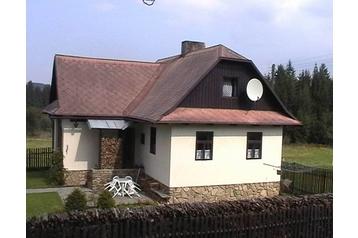Česko Chata Svratka, Exteriér