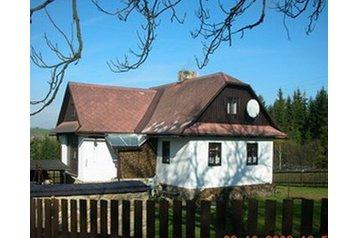 Tschechien Chata Svratka, Exterieur