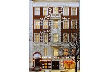 Německo Hotel Berlin, Berlín, Exteriér