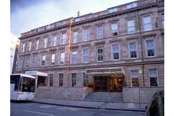 Veľká Británia Hotel Glasgow, Glasgow, Exteriér