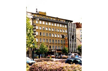 Nemecko Hotel Berlin, Berlín, Exteriér