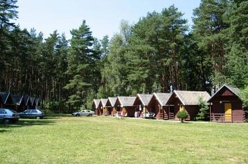 Cehia Bungalov Roudná, Exteriorul