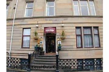 Grossbritannien Hotel Glasgow, Glasgow, Exterieur