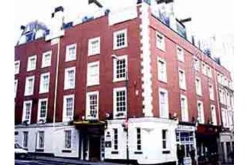 Grossbritannien Hotel Nottingham, Nottingham, Exterieur