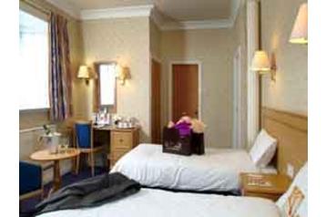 Veľká Británia Hotel Nottingham, Nottingham, Interiér