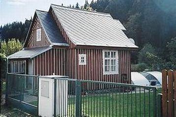 Tschechien Chata Rudník, Exterieur