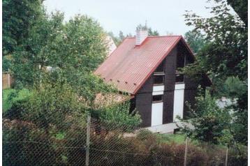 Česko Chata Kaliště, Exteriér