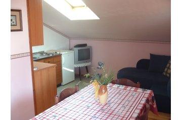 Chorvátsko Privát Novigrad, Exteriér