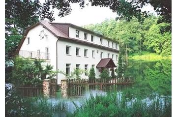 Poľsko Penzión Wyszowate, Exteriér
